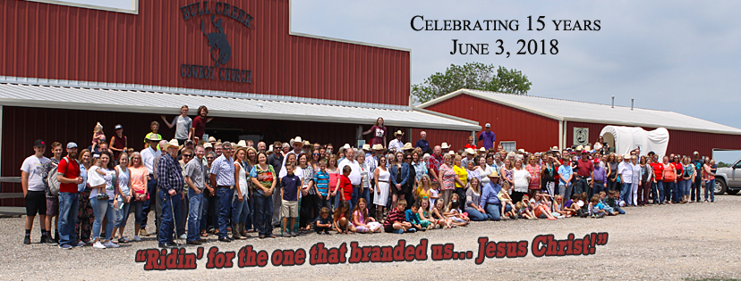 Bull Creek Cowboy Church – Riding for the One who Branded Us
